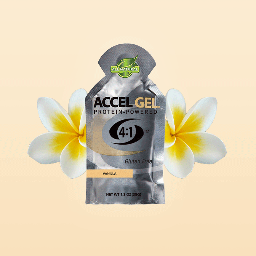 Accel Protein Powered Gel - Box of 24 price