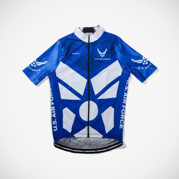 Primal Wear Men's Air Force Stars and Stripes Helix Jersey - 2019 price