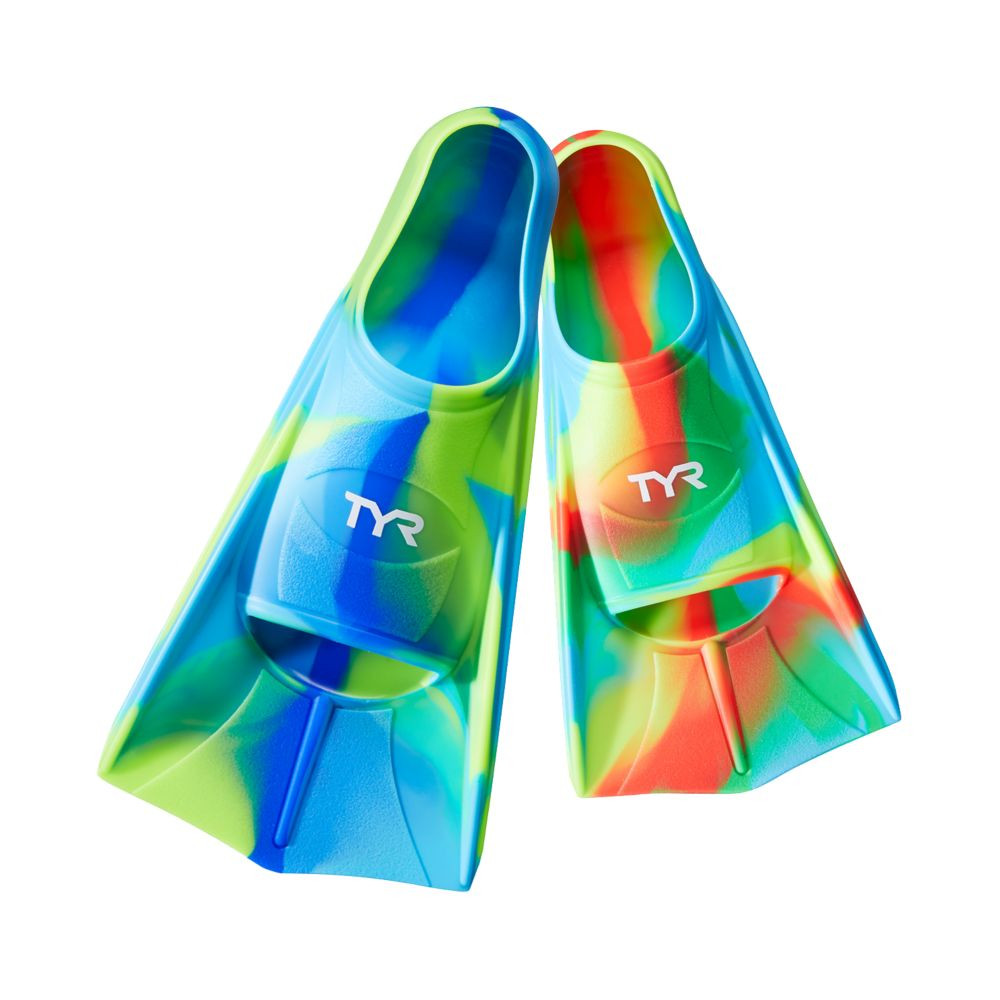TYR Kids' Stryker Silicone Fin - 2019 price