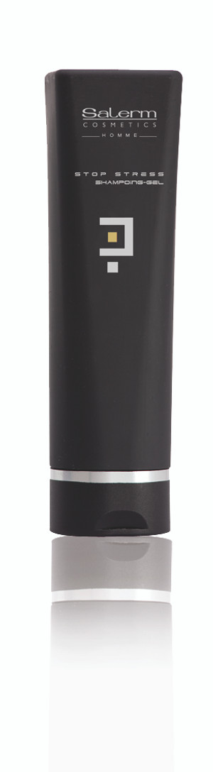Salerm Cosmetics - Homme - Hair - Stop To Relax Shampoo 250ml