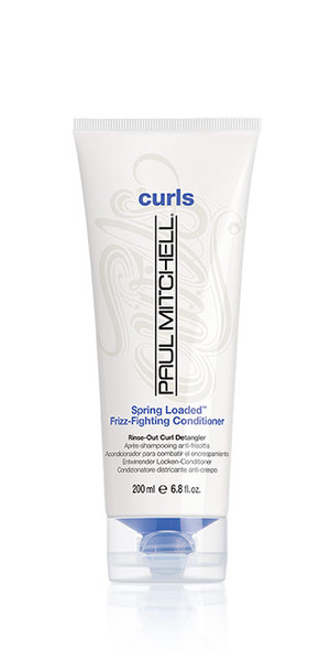 Paul Mitchell - Curls- Spring Loaded Frizz-Fighting Conditioner 200ml
