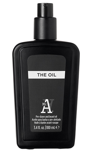 I.C.O.N. - MR. A - The Shave - The Oil 100ml