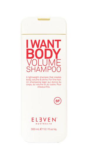 Eleven Australia - I Want Body Volume Shampoo 300ml