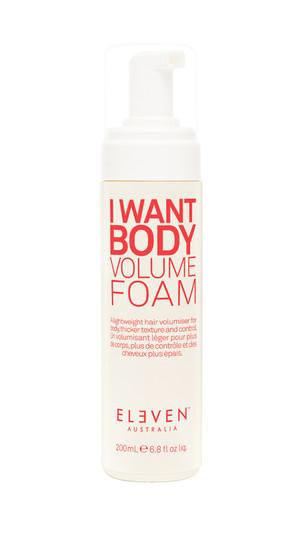 Eleven Australia - I Want Body Volume Foam 200ml