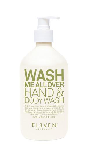 Eleven Australia - Wash Me All Over Hand & Body Wash 500ml