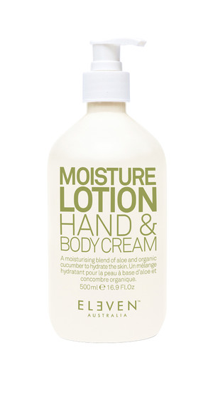 Eleven Australia - Moisture Lotion Hand & Body Cream 500ml
