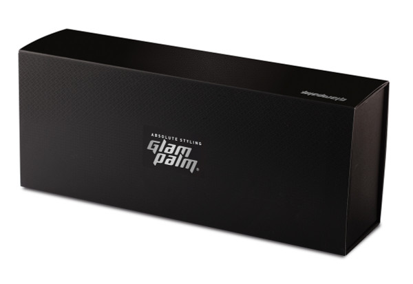 GlamPalm - SimpleTouch Hair Straightener