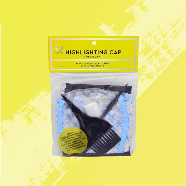 COLORTRAK - Highlighting Cap Hair Color Kit