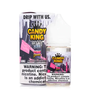 Candy King on Ice Pink Squares ICED Salt E-Juice Series 30ml