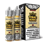 Candy King TOBAC King Vanilla Custard E-JUICE Series 120mL