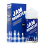 Jam Monster Blueberry E-Juice Series 100mL