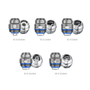 FreeMax 904L X Mesh Replacement Coils (5-Pack)