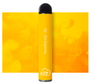 $3.5 Wholesale Tangerine Ice-Fume Ultra 2500 Puffs Disposable