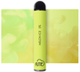 $3.5 Wholesale Mint Ice-Fume Ultra 2500 Puffs Disposable