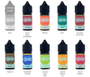 Blueberry Limeade  Nic Salt- Coastal Clouds-30ml