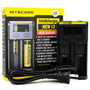 Nitecore new i2 Charger for IMR batteries