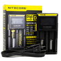 Nitecore Digicharger D2 IMR Battery Charger