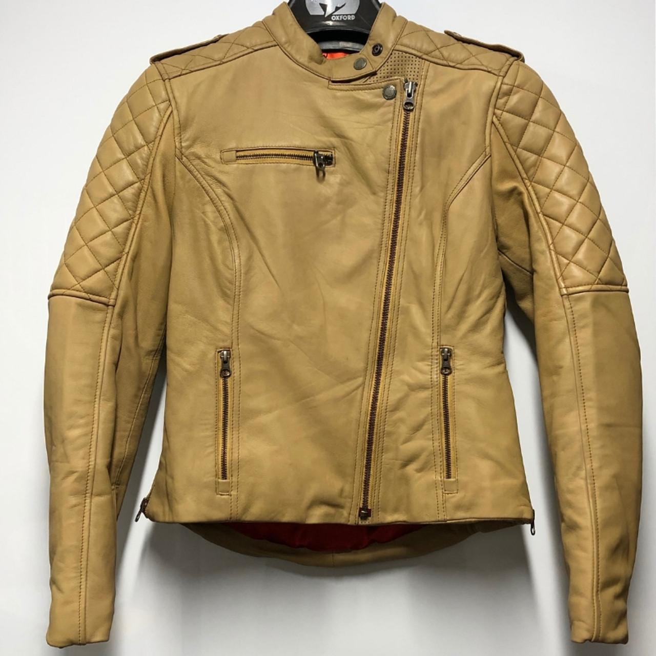 3de36f9eb Black Arrow Liberty Wheels 2.0 Leather Jacket