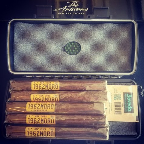 5 Count Travel Humidor