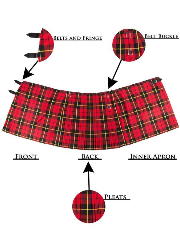 Scottish Made Kilts in Scottish|Tartans