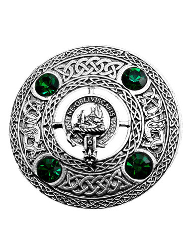 USA Kilts O/'Conor Irish Clan Crest Badge  Brooch Pin Made in Scotland