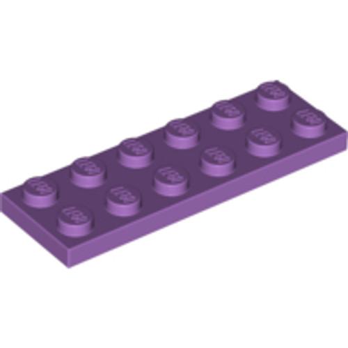 Plate 2x6 (Medium Lavender)