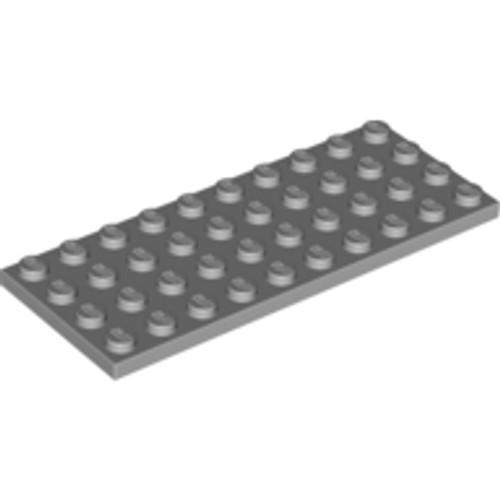 Plate 4x10 (Dark Bluish Gray)