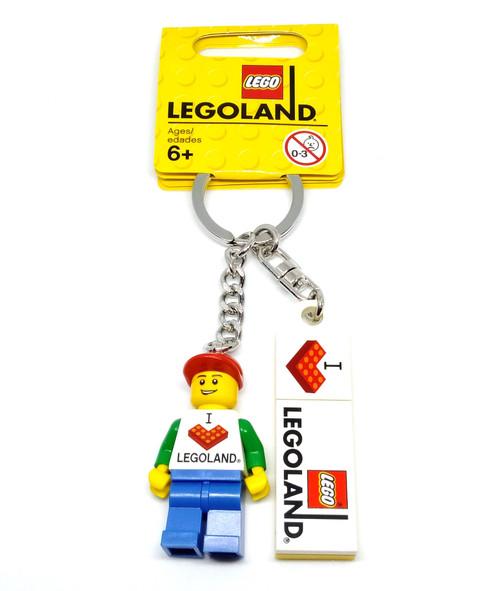 LEGO Legoland Keychain