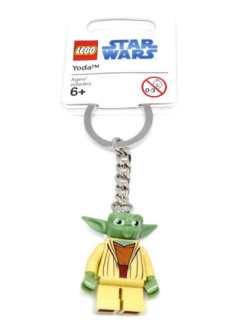 LEGO Yoda Keychain