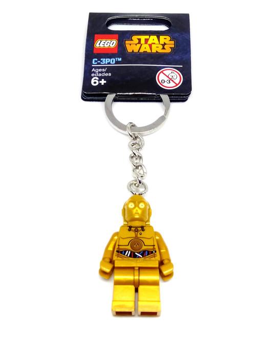 LEGO C-3PO Keychain