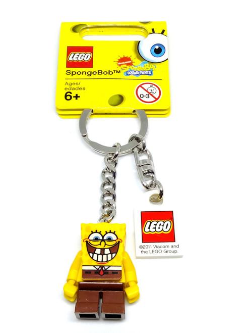 LEGO SpongeBob Keychain