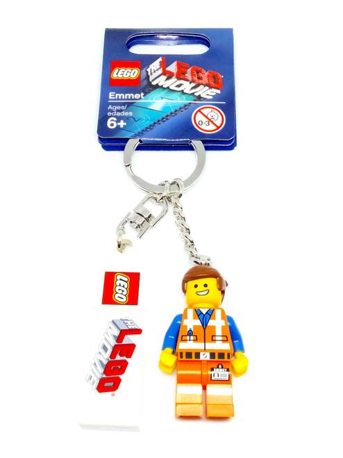 LEGO Emmet Keychain