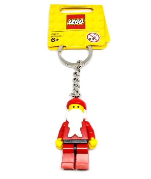 LEGO Santa Keychain