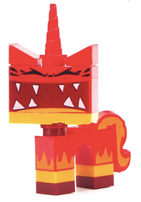 Unikitty - Super Angry Kitty