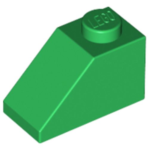 Slope 45 2x1 (Green)