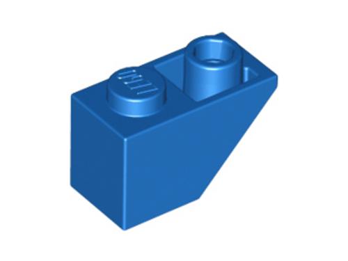 Slope, Inverted 45 2x1 (Blue)