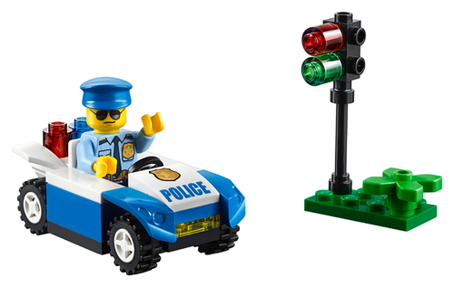 Juniors - Traffic Light Patrol Polybag (30339)
