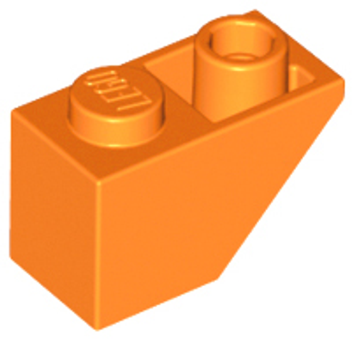 Slope, Inverted 45 2x1 (Orange)