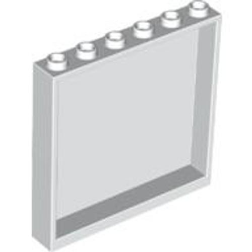 Panel 1x6x5 (White)