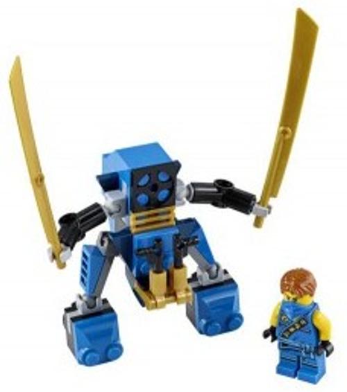 Ninjago - Jay NanoMech Polybag (30292)