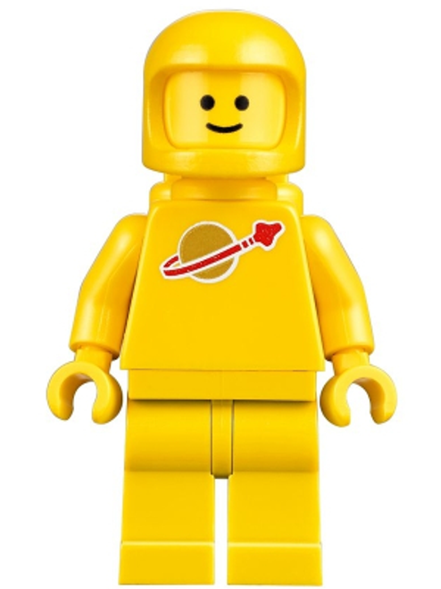 Classic Space - Yellow (Kenny) (tlm109)
