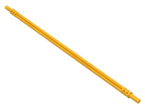 Hose, Soft Axle 19L (Bright Light Orange)