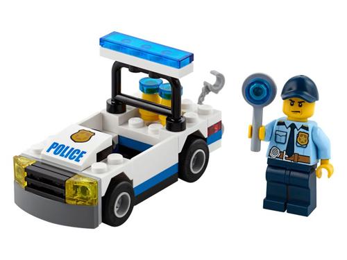 City - Police Car Polybag (30352)