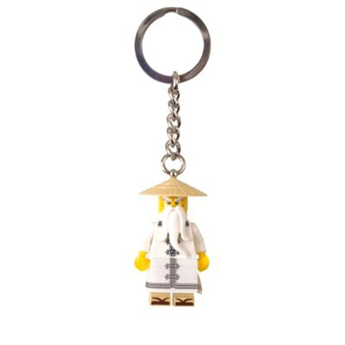 The Ninjago Movie - Ninjago Master Wu Key Chain Polybag (5004915)