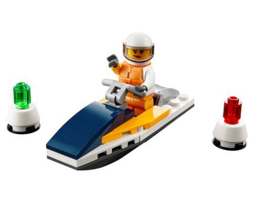 City - Jet-Ski Polybag (30363)