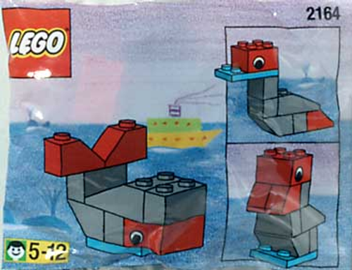 Whale Polybag (Promotional Set) (2164)