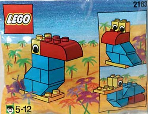 Toucan Polybag (Promotional Set) (2163)