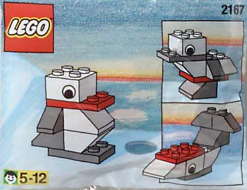 Penguin Polybag (Promotional Set) (2167)