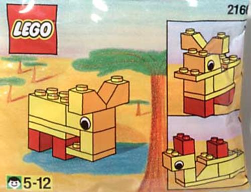 Elephant Polybag (Promotional Set) (2166)