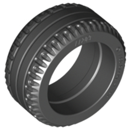 Tyre 21x9.9 (Black)